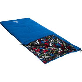 Nomad Sleepyhero Sacco a pelo blu/nero